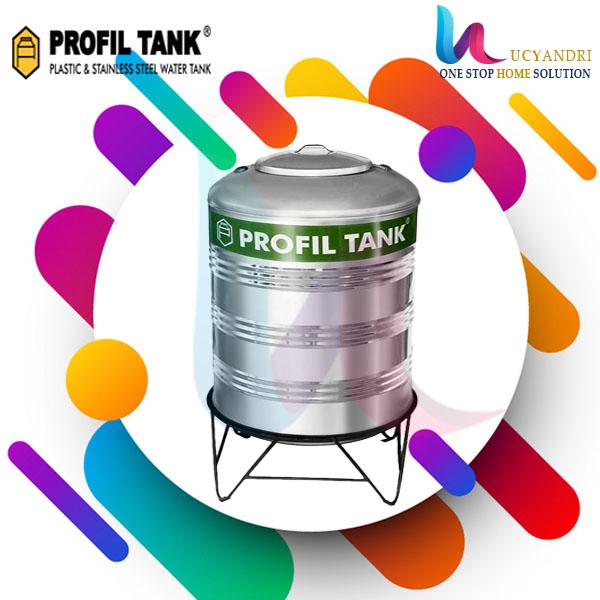 tangki air stainless steel 3080 liter