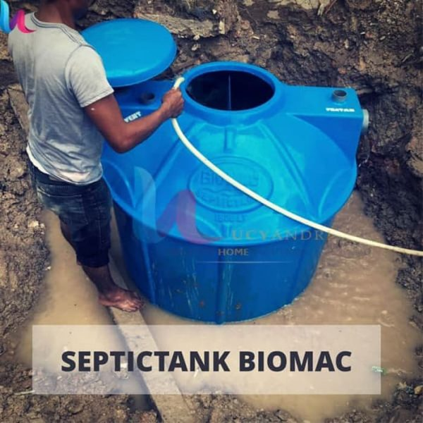 Septic Tank Biomac