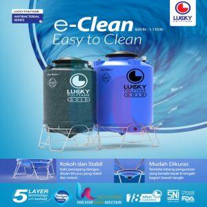 Lucky E-Clean